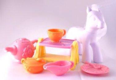 BaP: Tea Party [ Orange w/ spoon ]