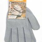 """9"""" lightweight breathable gardening gloves"""