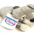Disney Lady And The Tramp Scamp plush with tag