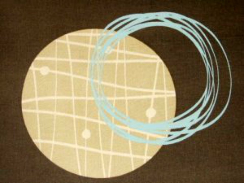 Waverly Contemporary Geometric Placemats