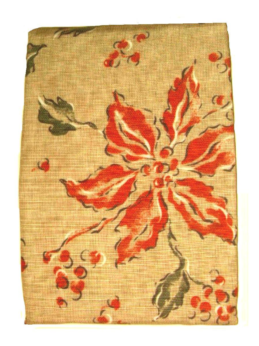 Winter Garden Food Network Fabric Tablecloth