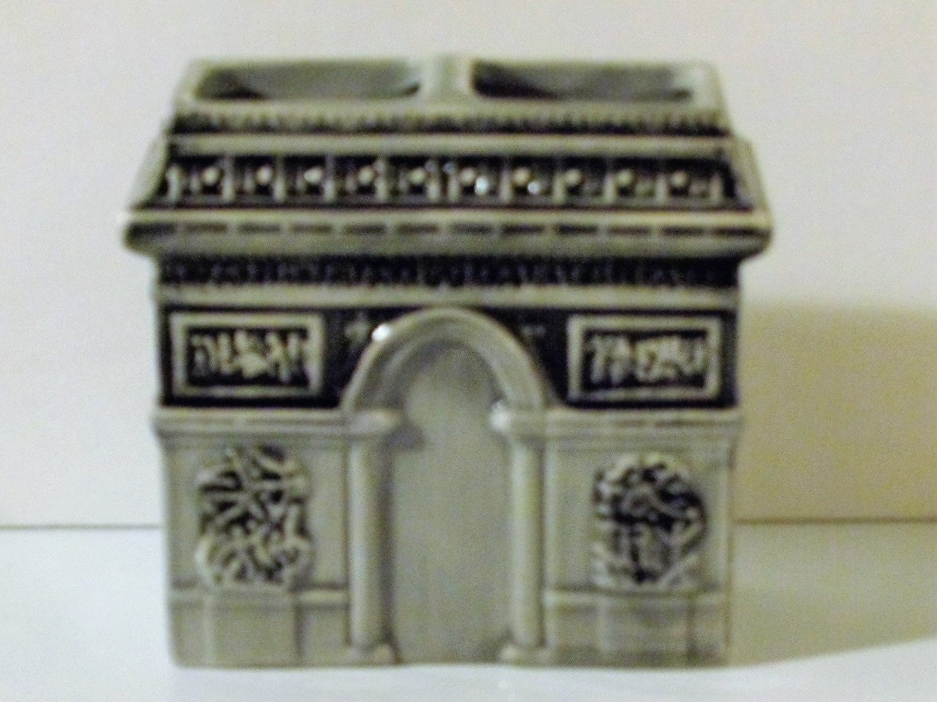 Paris Arc de Triomphe Toothbrush Holder French Bath Decor