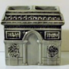 Paris Arc de Triomphe Toothbrush Holder French Bath Decor