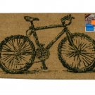 Bicycle Rug Outside Doormat