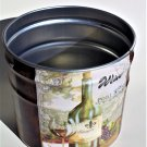 Chianti Wine Metal Ice Bucket