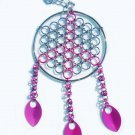 Chainmaille Peace Sign Dream Catcher