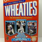 Wheaties All Star Infielders 1997 Unopened Cereal Box