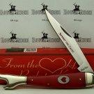 From the Heart Pocket Knife RR Large Leg Folder No.rr1123