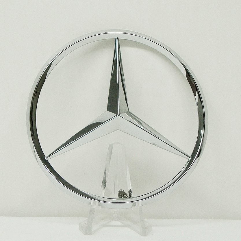 Mercedes-Benz Trunk Lid Emblem Star Badge Genuine Original 220758 0058