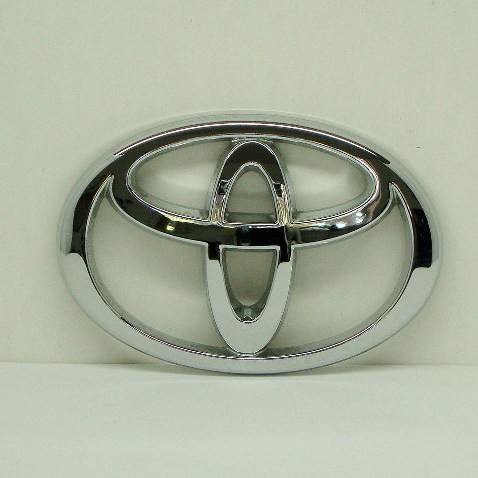 TOYOTA RAV4 Symbol, Chrome Emblem 75471-42020