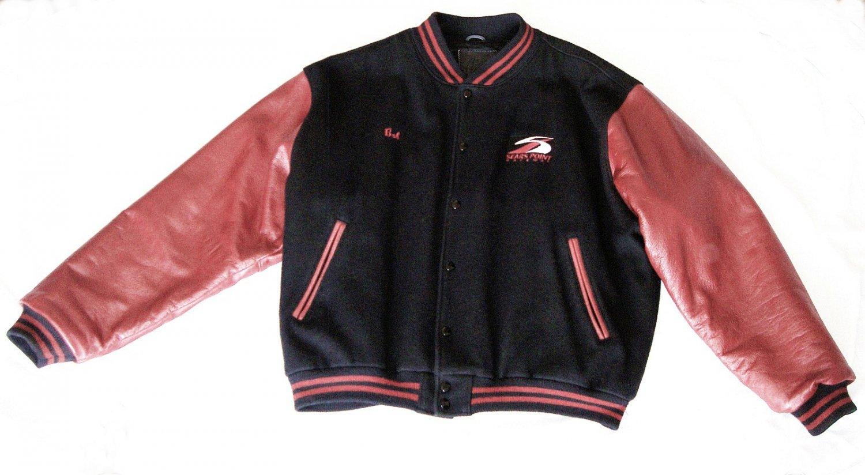 Goden Bear Varsity Jacket, Save Mart 300 Sears Point Race Way, 1995-1998
