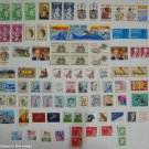 United States Lot of 138 Stamps 1970-1990 Must See!
