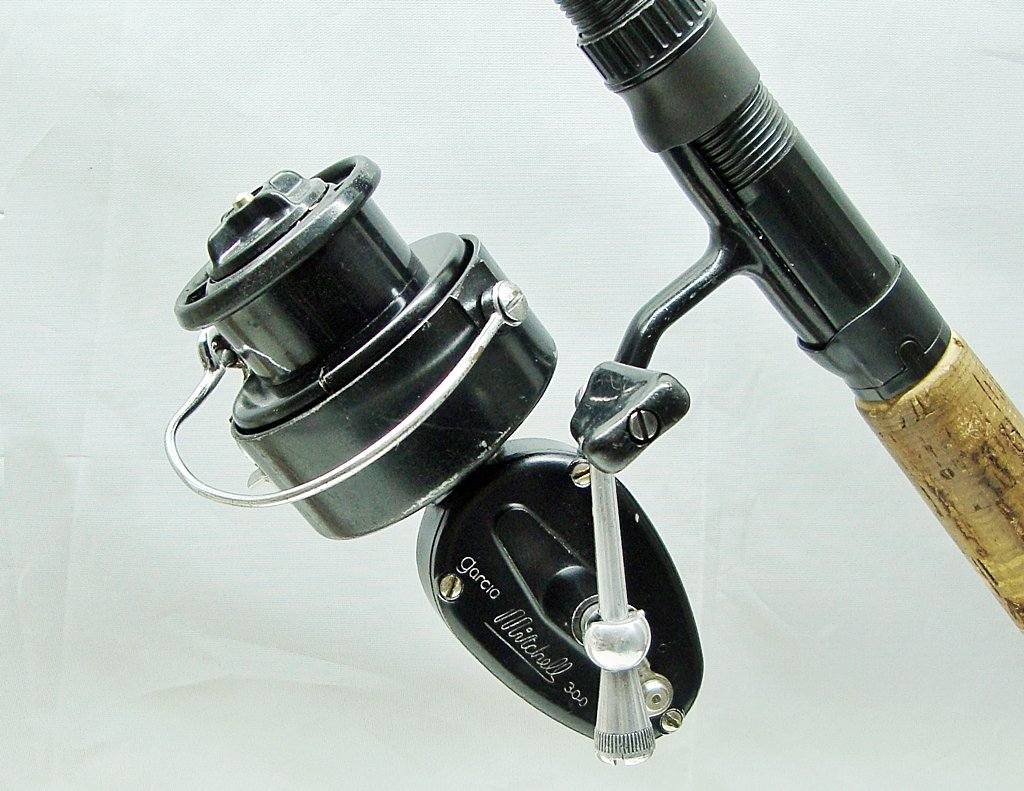 Garcia Mitchell 300 foot number 432???? Good Every Day Fishing Reel