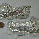 English Low Heel Shoe 4in. Chocolate Mold 4410