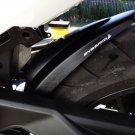 Honda CBR500 R/F/X Hugger: Black 071910M