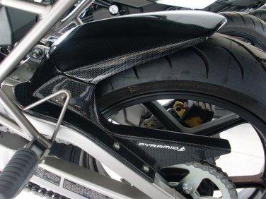 Kawasaki Versys 650 (06+) Hugger: Carbon Look 073850A