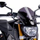 Yamaha MT09 / FZ09 Touring Screen: Dark Smoke 420091F