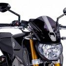 Yamaha MT09 / FZ09 Sport Screen: Dark Smoke 420092F