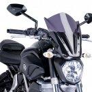 Yamaha MT07 Touring Screen: Smoke M7016F