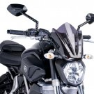 Yamaha MT07 Sport Screen: Smoke 420094F