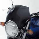 Raptor - Universal Motorcycle Screen for Naked Bikes: Black M0013N