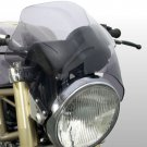 Raptor - Universal Motorcycle Screen for Naked Bikes: Light Grey 04803B