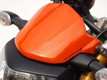 Yamaha MT09 / FZ09 (13-16) Fly Screen: Orange 22134C