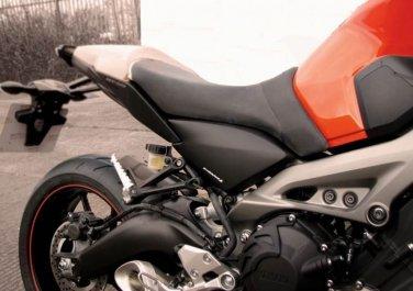 Yamaha MT09 / FZ09 (13-16)  Frame Infill Cover Panels (pair) : Satin Black 22133B