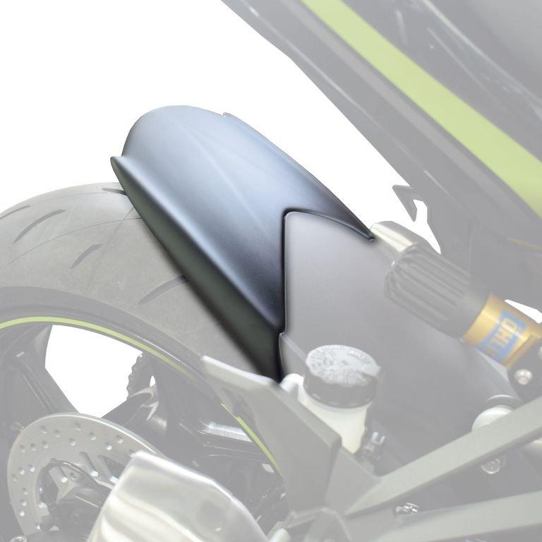 Kawasaki Z800 (12+) Rear Hugger Extension: Black 073871