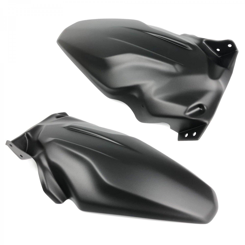 Yamaha Tenere 700 (19+) Rear Hugger Matte Black 072700M