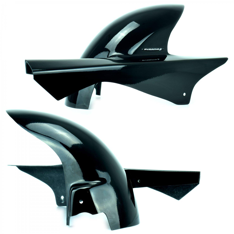 Yamaha XJ6 Diversion (09-16) Hugger: Gloss Black 07205B