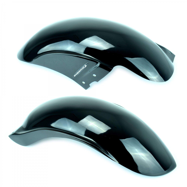 Moto Guzzi Stelvio 1200 8v (11+) Hugger: Gloss Black 078005B