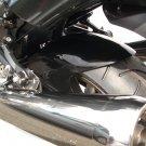 Kawasaki ZZR1400 (04+) Hugger: Gloss Black 073800B
