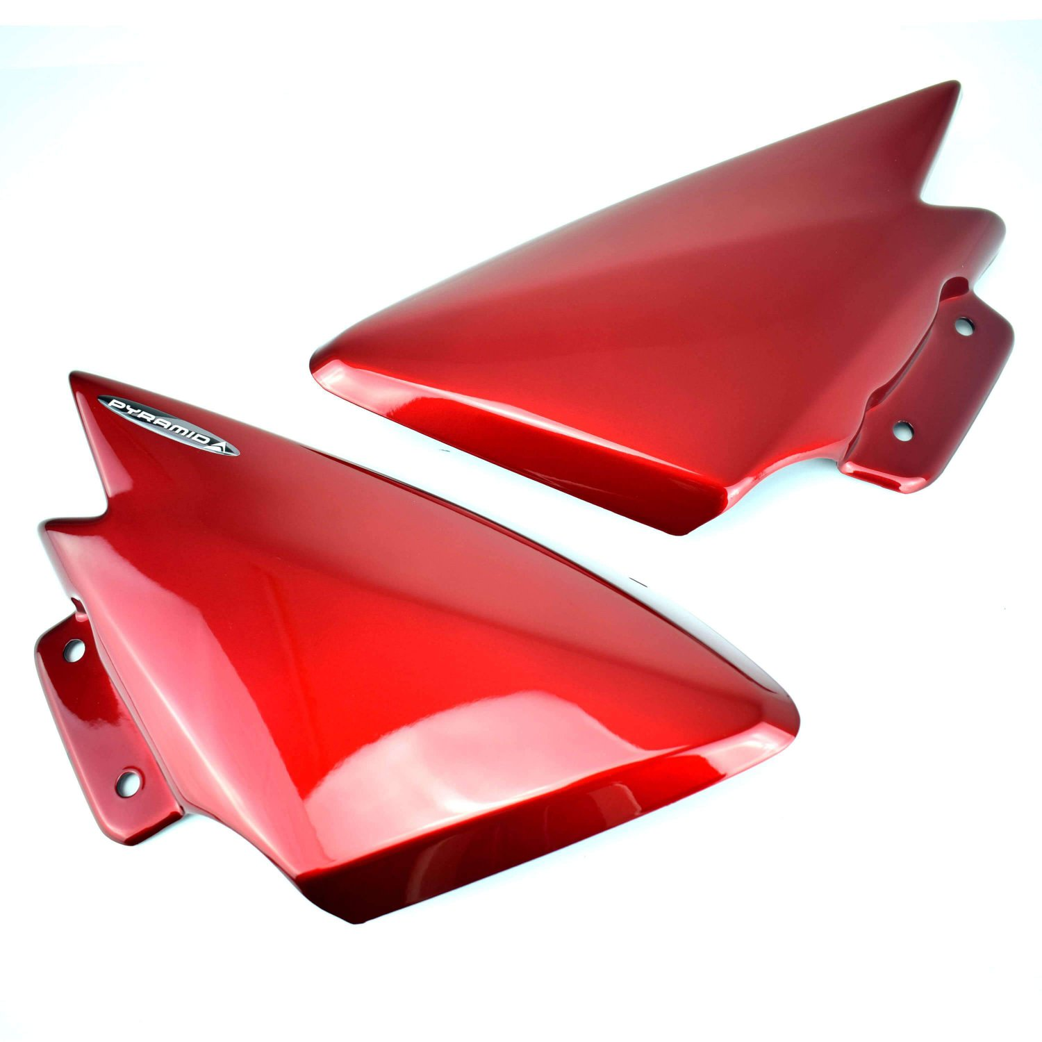 Yamaha MT09 / FZ09 (13-16)  Frame Infill Cover Panels: Lava Red 22133L