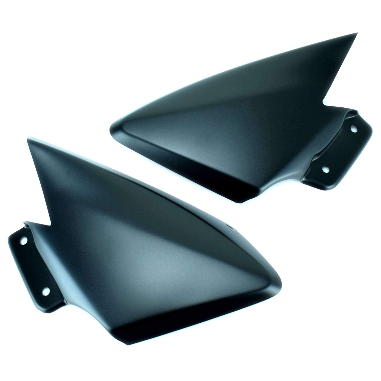 Yamaha MT09 / FZ09 (17-20)  Frame Infill Cover Panels: Matte Black 22140M