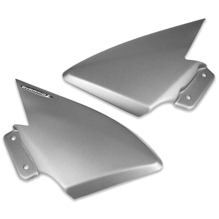 Yamaha MT09 / FZ09 (18-20)  Frame Infill Cover Panels (pair) : Matte Night Fluo 22140F