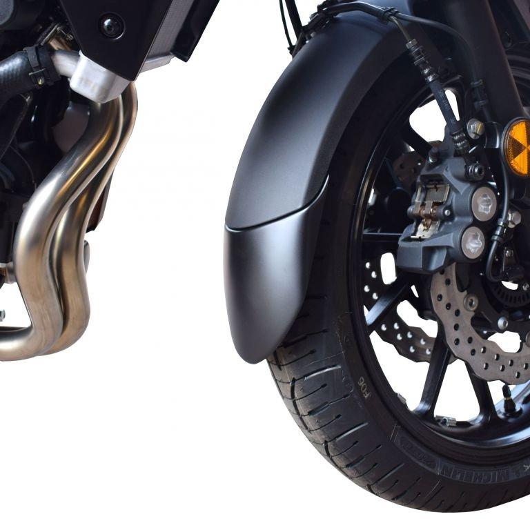 Harley Davidson FX / XL Range  (883 + 1200) Extenda Fenda / Fender Extender / Mudguard Extension
