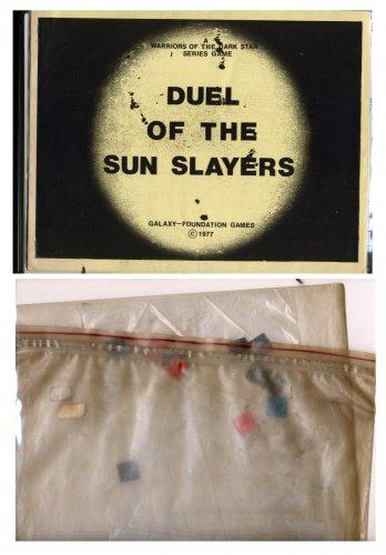 DUAL OF THE SUN SLAYERS - Warriors of the Dark Star series