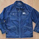 N907 Men's Denim Jacket Rocawear Size L