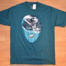 N992 New Men's T-shirt TEAM APPAREL NFL Size L 100% cotton