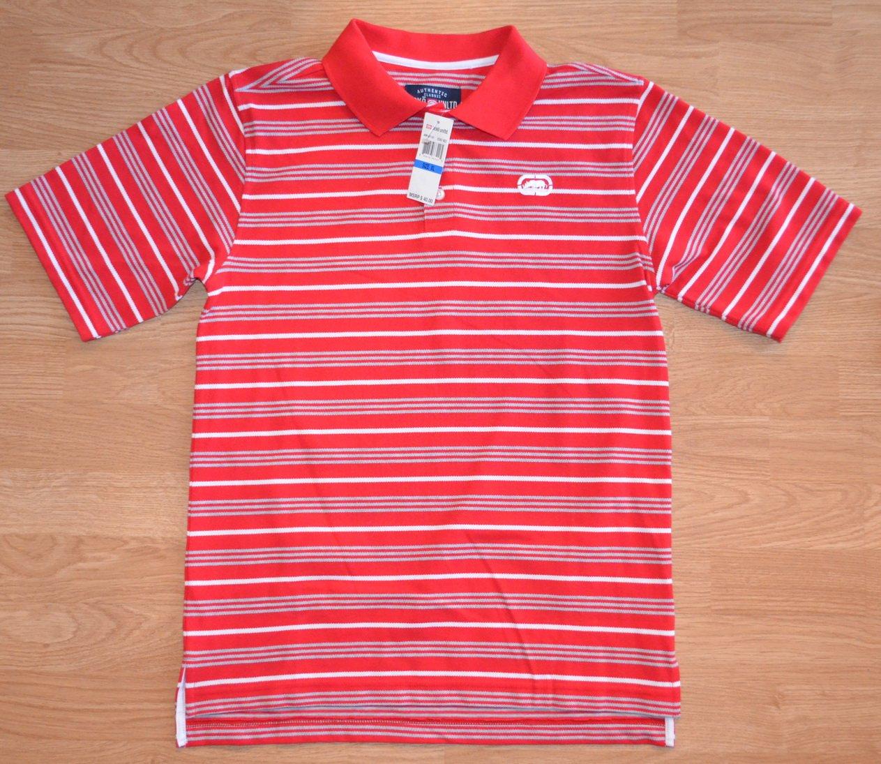 N988 New Boy's Polo shirt ECKO UNLTD Size XL MSRP $40.00