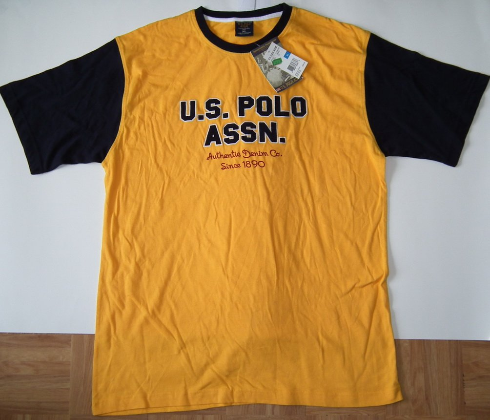 L200 New Mens T-shirt US POLO ASSN. Size XL MSRP $26.00