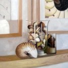 "Seashells on mantle 20"" x 24"" Original Oil"