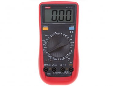New UNI-T UT151A Multimeter Digital Handheld