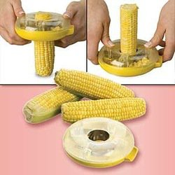 New Corn Grain Separator Circular Corn Plane Corn Stripper