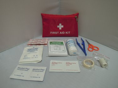 First Aid Kit For Home,Auto,Hiking,Camping,Biking and Marine Use Hiking Survival