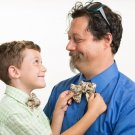 ON SALE THROUGH TUESDAY Matching Father Son Bow Tie Set