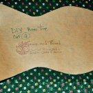 DIY Bow Tie Pattern