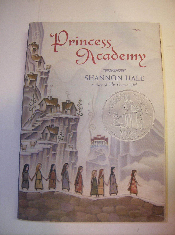 Princess Academy Book