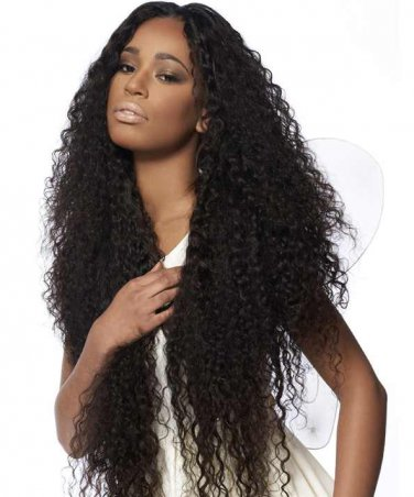 22 24 26 28 4pcs 5a Brazilian Virgin Hair Curly Bundle